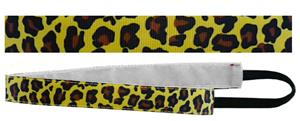 Red Lion Yellow Leopard Sport Fashion Headbands
