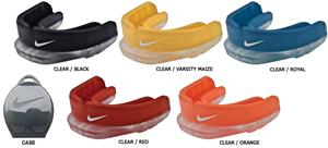 NIKE Adult Max Intake Mouthguard W/Case