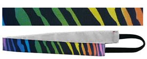 Red Lion Rainbow/Zebra Sport Fashion Headbands