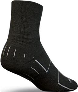 Sockguy Black Wooligan Socks