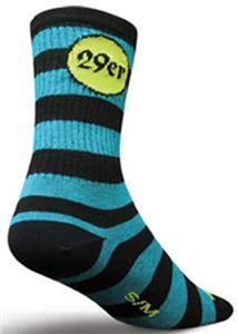 Sockguy 29er Wool Crew Socks