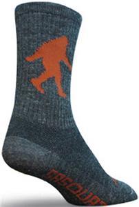 Sockguy Sasquatch Wool Crew Socks