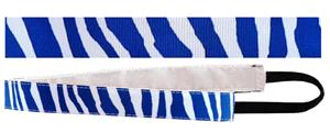 Red Lion Blue Safari Zebra Sport Fashion Headbands