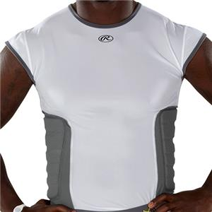 Rawlings 3PC Integrated Compress Football Shirts