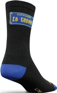 Sockguy CA Grown Wool Crew Socks