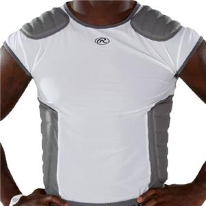 PORON XRD 5PC Integrated Compress Football Shirts