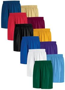 Dazzle Long Basketball Uniform Shorts - Closeout