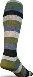 "Sockguy Granola Wool 12"" Crew Socks"