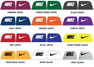 NIKE Eye Shield Decals - Assorted Colors