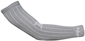 Sockguy Grey ArmWarmer Compression Sleeve