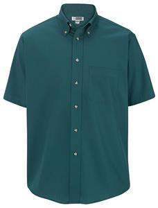Edwards Mens Easy Care Poplin Shirts