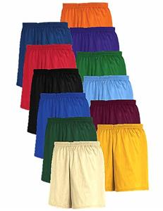 Mini Mesh Basketball Shorts 7&quot; Inseam Closeout