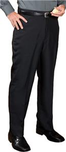 Edwards Mens Flat Front No Pockets Casino Pant