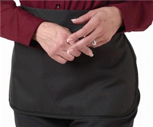 "Edwards Unisex Pocketless 14"" Dealer Apron"