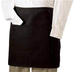 Edwards Half Bistro Two-Pocket Waist Apron
