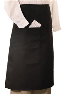 Edwards Bistro Apron One Patch Pocket