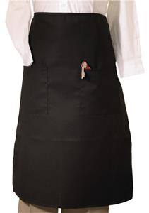 Edwards Bistro Apron Two Patch Pockets