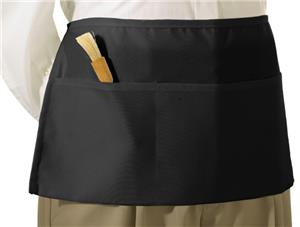 Edwards Waist Apron with Three Pockets