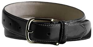 Edwards Unisex Smooth Leather Dress Belt