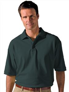 Edwards Mens Short Sleeve Soft Touch Pique Polo