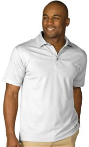 Edwards Mens Dry-Mesh Hi-Performance Polo Shirts