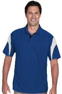 Edwards Mens ECOTEC10 Polo with Accents