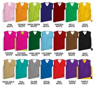Basketball Mesh Reversible Jersey w/Side Panels