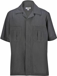 Edwards Mens Housekeeping Spun Poly Service Shirt
