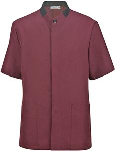 Edwards Mens Hidden Placket Housekeeping Tunic