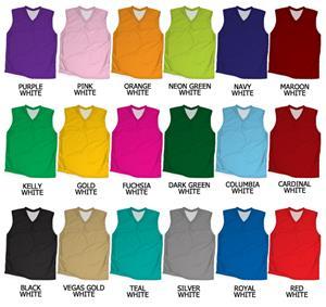 Basketball Reversible Cool/Tricot Mesh Jerseys