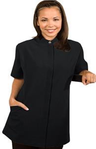 Edwards Petite Hidden Placket Housekeeping Tunic