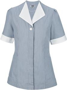 Edwards Womens Junior Cord Hidden Placket Tunic