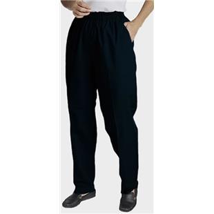 Edwards Womens Housekeeping Spun Poly Pull-On Pant