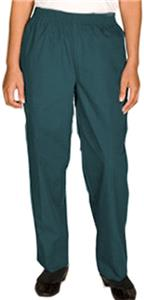 Edwards Petite Poly/Cotton Pull-On Pant
