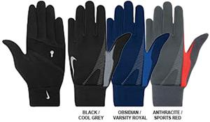 NIKE Men's Thermal Running Glove