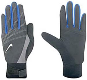 NIKE Women's Elite Storm Fit Run Glove