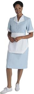 Edwards Womens Junior Cord Housekeeping Dress