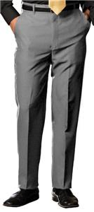Edwards Mens Flat Front Polyester Pant