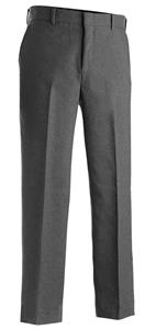 Edwards Mens Security Flat Front Polyester Pants