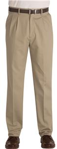 Edwards Mens Pleated Front Pants