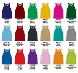 Basketball Pro Weight Wavy Side Panel Jerseys