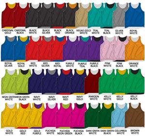 Basketball Dazzle/Tricot Mesh Reversible Jerseys
