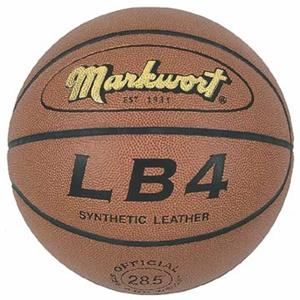 Women's/Youth Synthetic Leather Basketballs  LB4