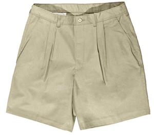 Edwards Mens Pleated Front Chino Shorts