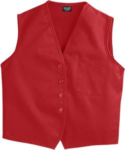 Edwards Unisex Apron Vest with Breast Pocket