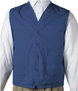 Edwards Unisex Apron Vest with Two Waist Pockets