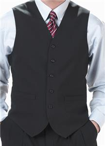 Edwards Mens High Button Dress Vest