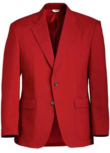 Edwards Mens Single-Breasted Value Blazer
