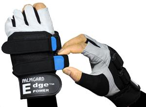 Palmgard Edge Power Weighted Training Gloves