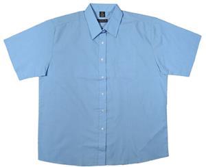 Edwards Womens Broadcloth Short Sleeve Shirt